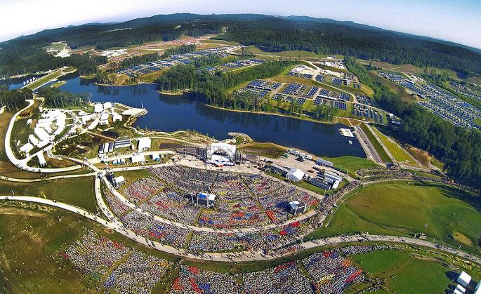 Jamboree Arena